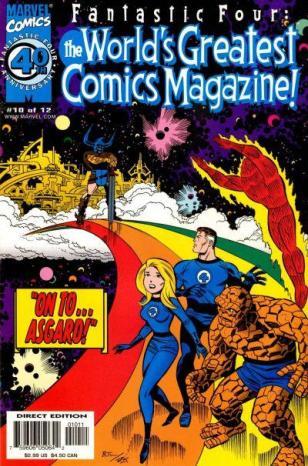 Erik Larsen - Fantastic Four: World's Greatest Comics Magazine_Articles Interviews
