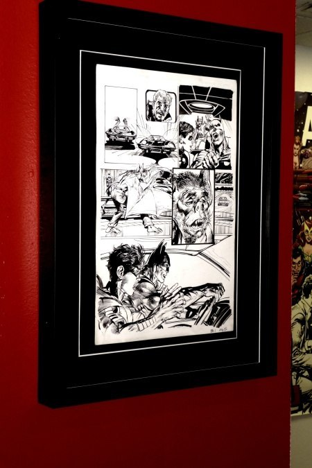 Neal Adams - Superheroes and Myth_Articles