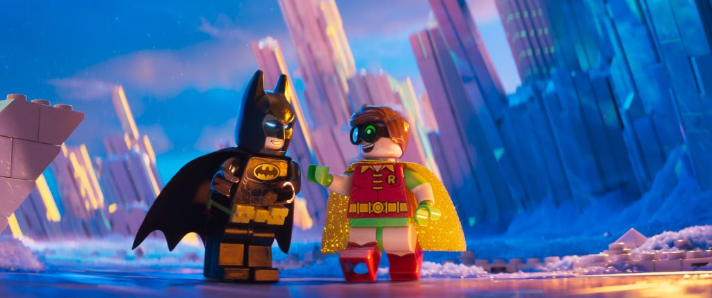 The World of The LEGO Batman Movie - Interview to Animal Logic_Interviews