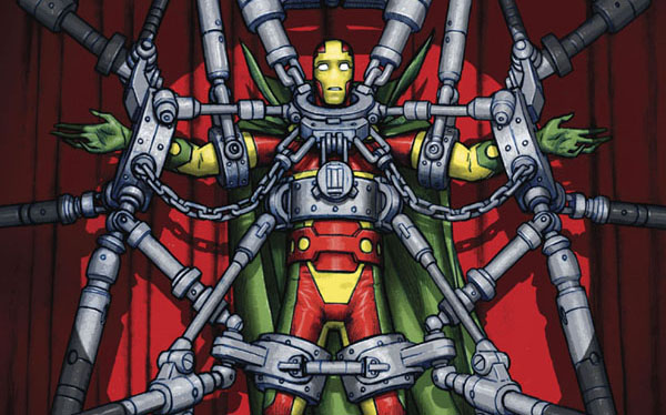 A new superhero Humanism?_Articles