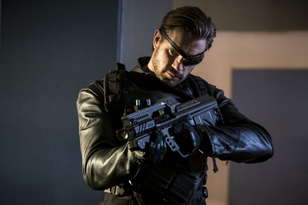 Interview with Stephen Huszar, the villain Plunder in The Flash_Interviews
