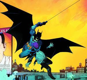 Greg Capullo: from Frank Miller's Dark Knight to Year Zero_Interviews